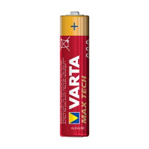 AAA-batteri VARTA Max Tech, 4 stk.