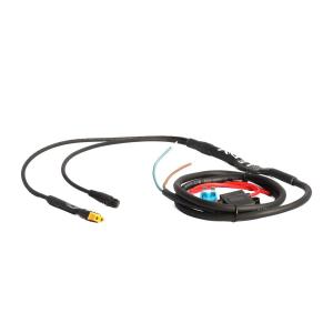 LEDX MC-kabel 150 cm, XT60 kontakt (2 lampor)