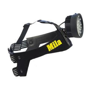 Pannlampa Mila Vega 5000, 5000 lm