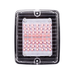 Takavalo Strands Ize Led Tail Light, Kirkas linssi, 24 V