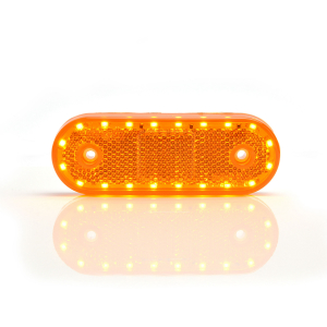 Äärivalo / Suuntavilkku Strands Side Marker LED