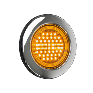 Blinkers Strands Rund IZE LED 10-30V