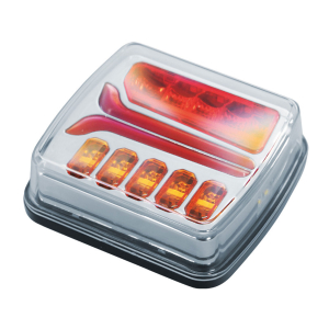Takavalo / Jarruvalo / Vilkku Strands Tail Light 3 Func. LED