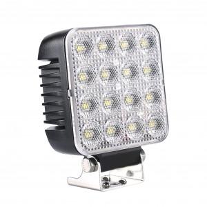 LED-Arbetsbelysning Strands 96W, Bred