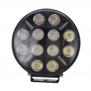 LED ekstralys Strands Sigma 7″ - Rund / 18 cm / 60W / Ref. 30
