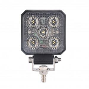 LED-arbeidslys mini 5W, Bred