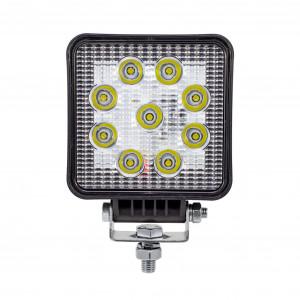LED-Arbetsbelysning 9W, Bred