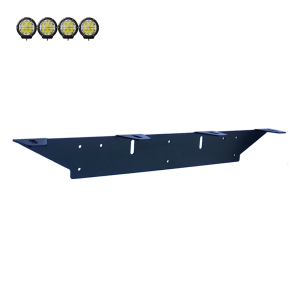 Extraljushållare Rak, 4st extraljus (max 225 mm)
