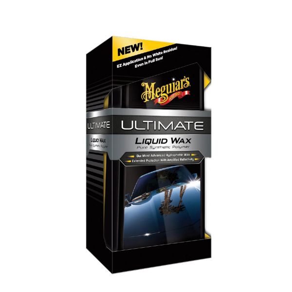 Flytende Bilvoks Meguiars Ultimate Liquid Wax, 473 ml