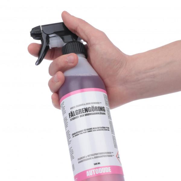 Fälgrengöring Autodude, 500 ml