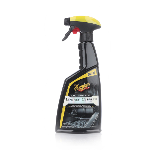 Läderbehandling Meguiars Ultimate Leather Detailer, 473 ml