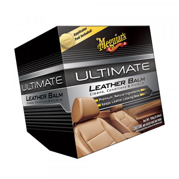 Läderbehandling Meguiars Ultimate Leather Balm, 160 g