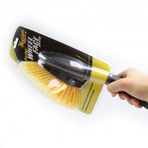 Däckborste Meguiars Versa Angle Wheel Face Brush