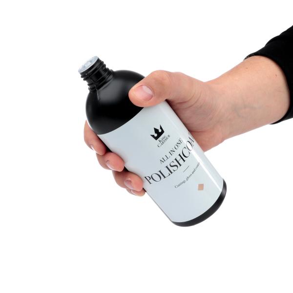 Poleringsforsegling King Carthur PolishCoat, 500 ml