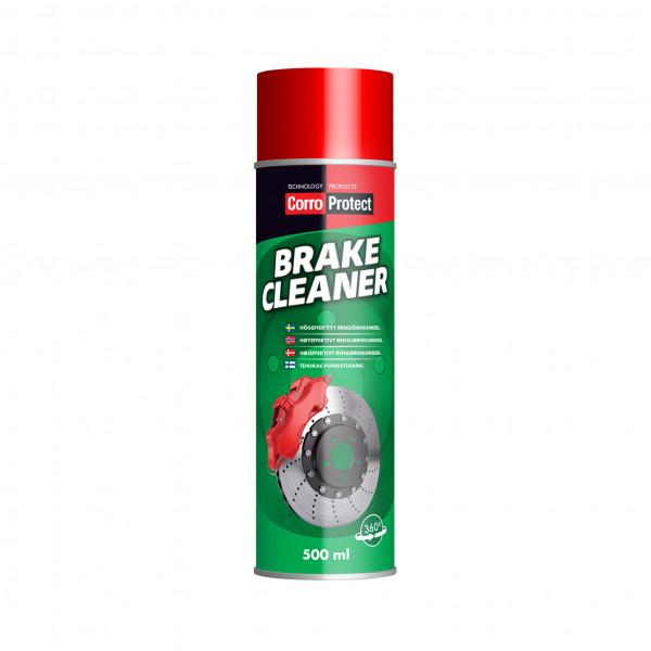 Bromsrengöring CorroProtect Brake Cleaner, 500 ml