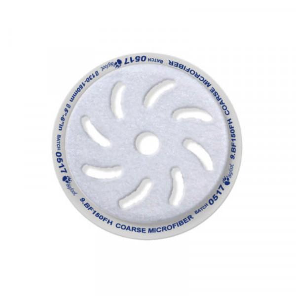 Mikrofiberrondell Rupes Microfiber Pad Coarse, Blå