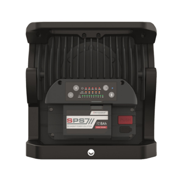 Undersökningslampa Scangrip Multimatch 8, 8000 lm