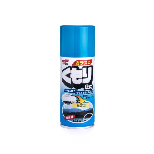 Duggfjerner Soft99 Anti-Fog Spray, 180 ml