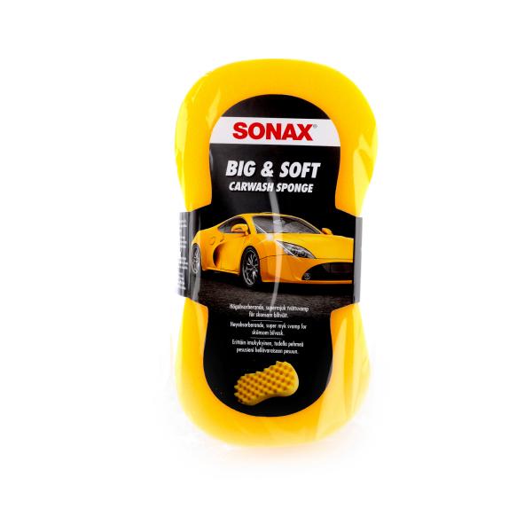 Tvättsvamp Sonax Big & Soft Carwash Sponge