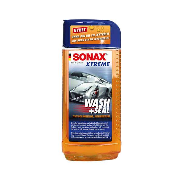 Bilschampo Sonax Xtreme Wash + Seal, 500 ml