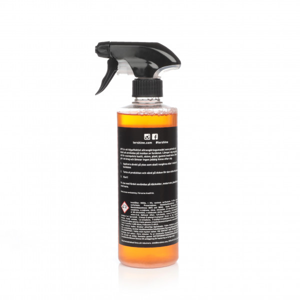 Allrengöring tershine APC, 500 ml
