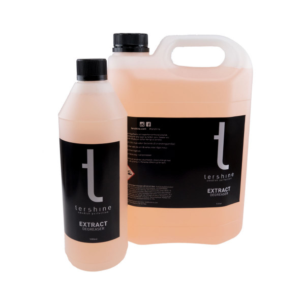 Förtvättsmedel tershine Extract