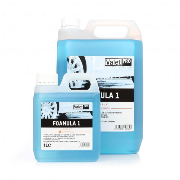 Förtvättsmedel ValetPRO Foamula 1