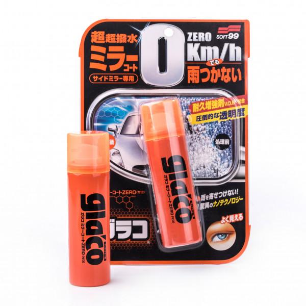 Backspegelförsegling Soft99 Glaco Mirror Coat Zero, 40 ml