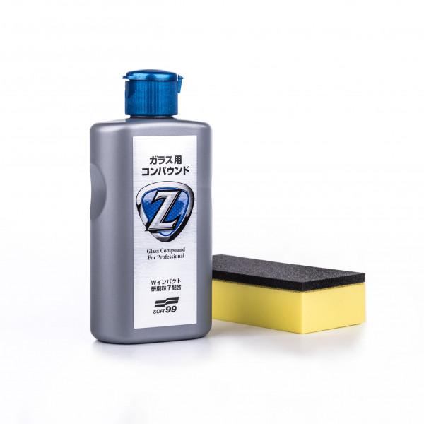 Glaspolish (glasrengöring) Soft99 Glass Compound Z, 100 ml