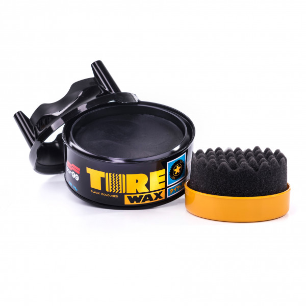 Däckglans Soft99 Tire Black Wax, 170 g