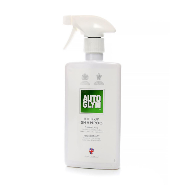 Interiörrengöring Autoglym Interior Shampoo, 500 ml