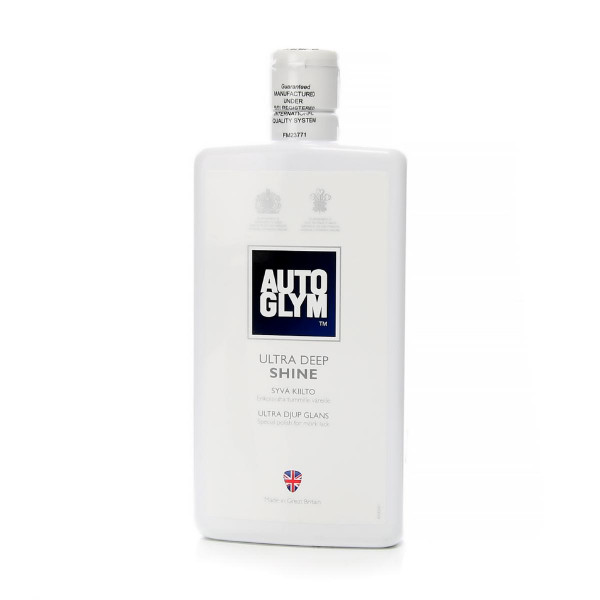 Poleringsmiddel/Primer Autoglym Ultra Deep Shine, 500 ml