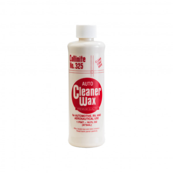 Puhdistusvaha Collinite Auto Cleaner Wax #325, 470 ml