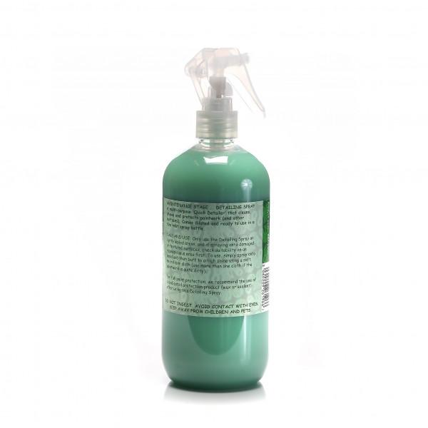 Rengörande Snabbvax Dodo Juice Basics of Bling Spray, 500 ml