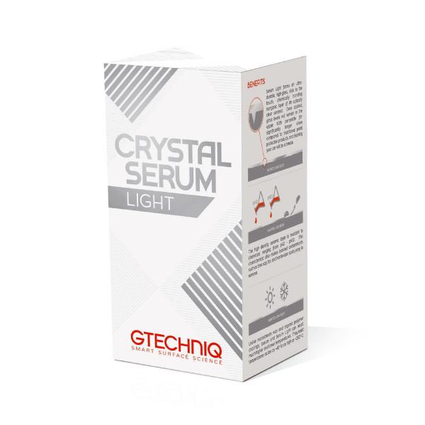 Kestopinnoite Gtechniq, Crystal Serum Light
