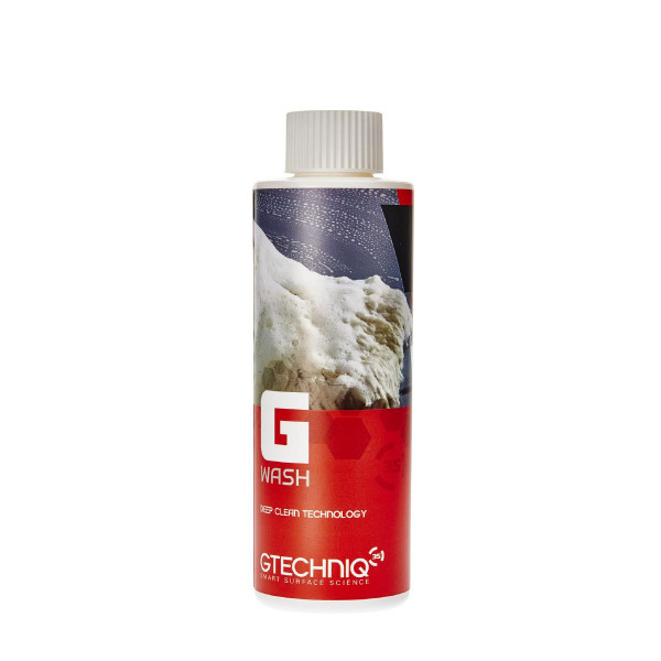 Bilschampo Gtechniq G-Wash