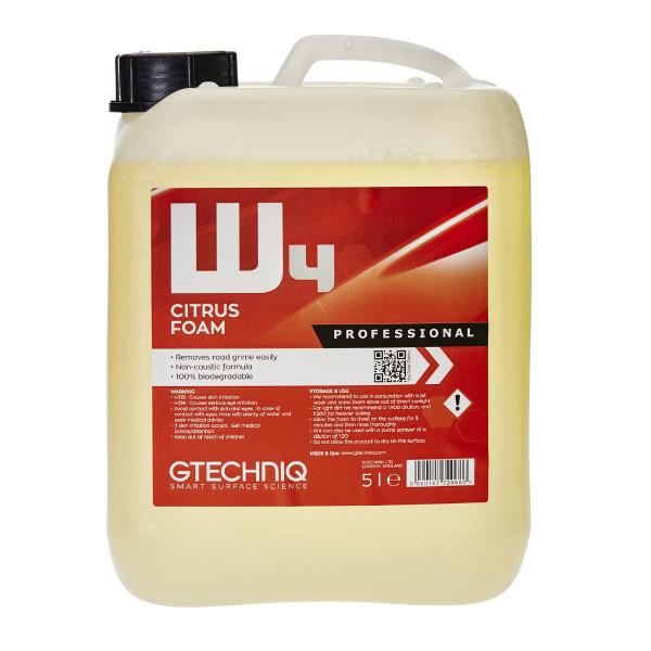 Förvättsmedel Gtechniq W4 Citrus Foam