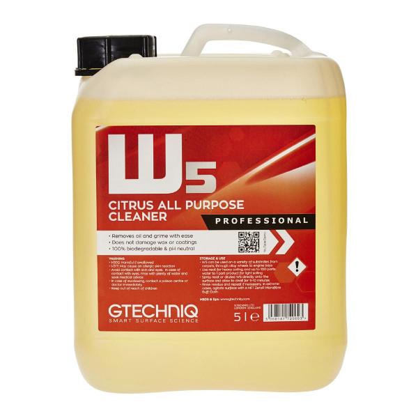 Allrengöring Gtechniq W5 Citrus All Purpose Cleaner