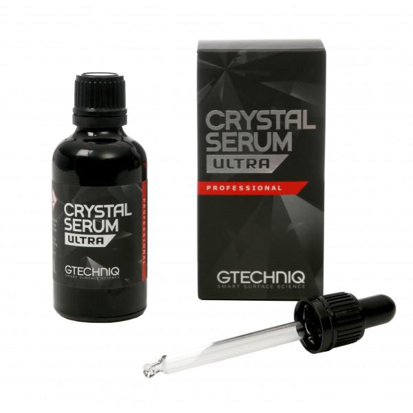 Kestopinnoite Gtechniq Crystal Serum ULTRA - Tiedustele detaileriltasi