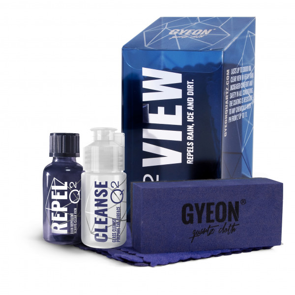 Glasförsegling Gyeon Q² View, 20ml