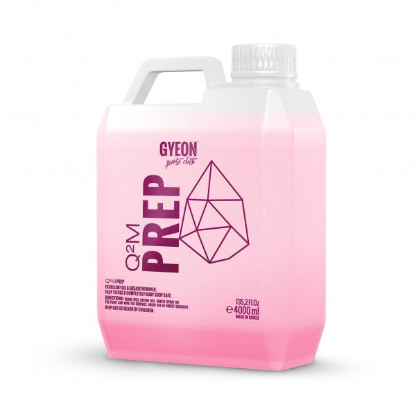 Viimeistelypuhdistusaine Gyeon Q²M Prep