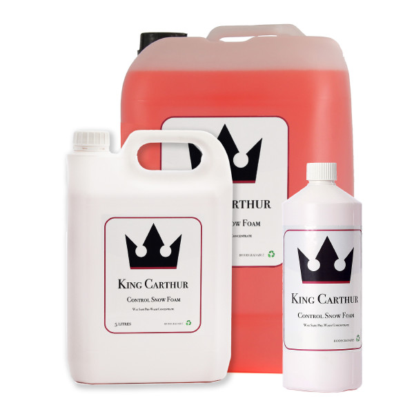 Esipesuaine King Carthur Control Snow Foam