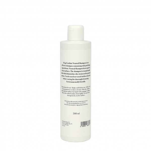 Bilschampo King Carthur Neutral Shampoo, 300 ml