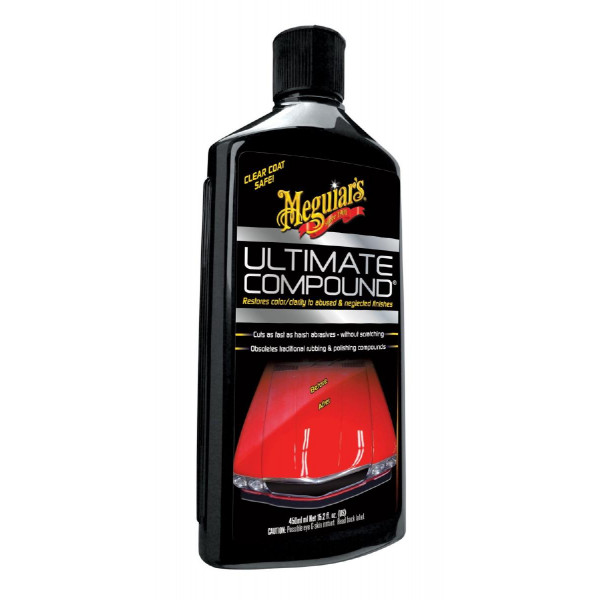 Polermedel Meguiars Ultimate Compound, Rubbing, 450 ml
