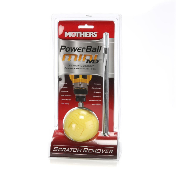 Polerboll Mothers Powerball mini MD 70 mm (cutting)
