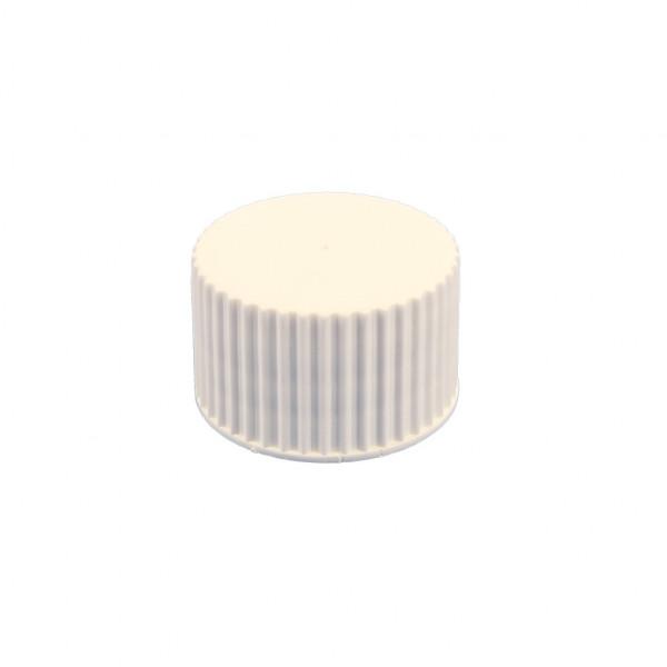 Muovipullon kierrekorkki, 28 mm