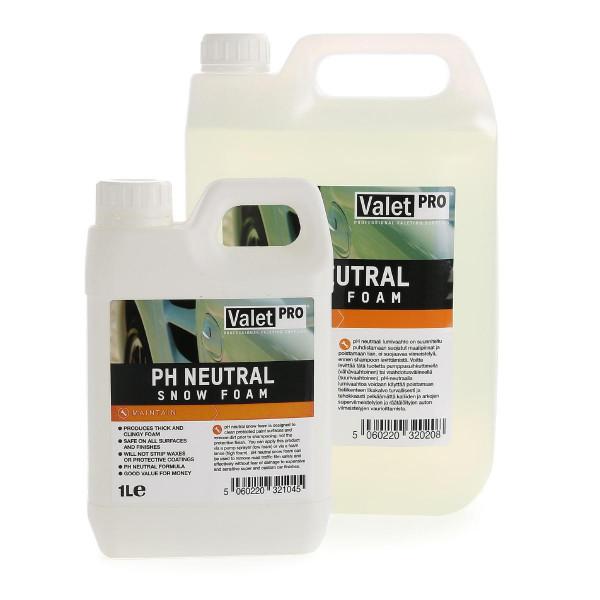 Förtvättsmedel ValetPRO PH Neutral Snow Foam