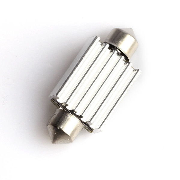 Spollampa 6 LED (39 mm), 240 lm (2 st)