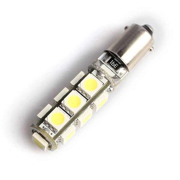 BA9S lampa (T4W) 13 LED, 234 lm (2 st)