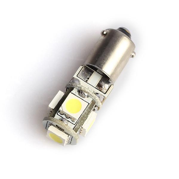 BAX9S lampa (H6W) 5 LED, 90 lm (2 st)